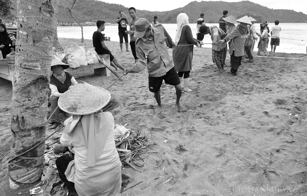 Nelayan Pantai Prigi