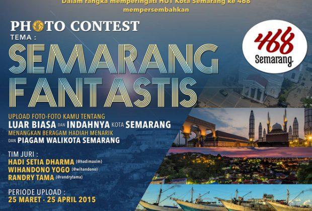 Lomba Foto Instagram kota Semarang