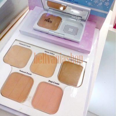 5 Warna Bedak Terbaru Bedak Terbaru - Pixy UV Whitening TWC Cover Smooth - 12.2gr