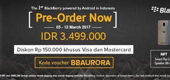 Pre Order Blackberry Aurora