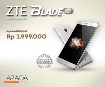 Promo Harga Termurah ZTE Blade A711
