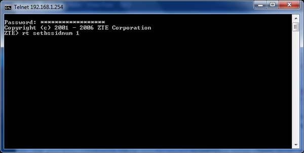 Perintah Menonaktifkan SSID WIFI.ID