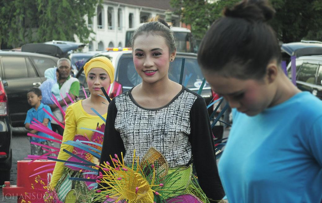 Persiapan Semarang Night Carnival 2015 - HUT 468 kota Semarang