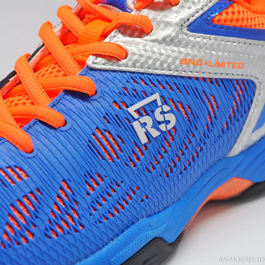 RS SND Limited - Blue Orange