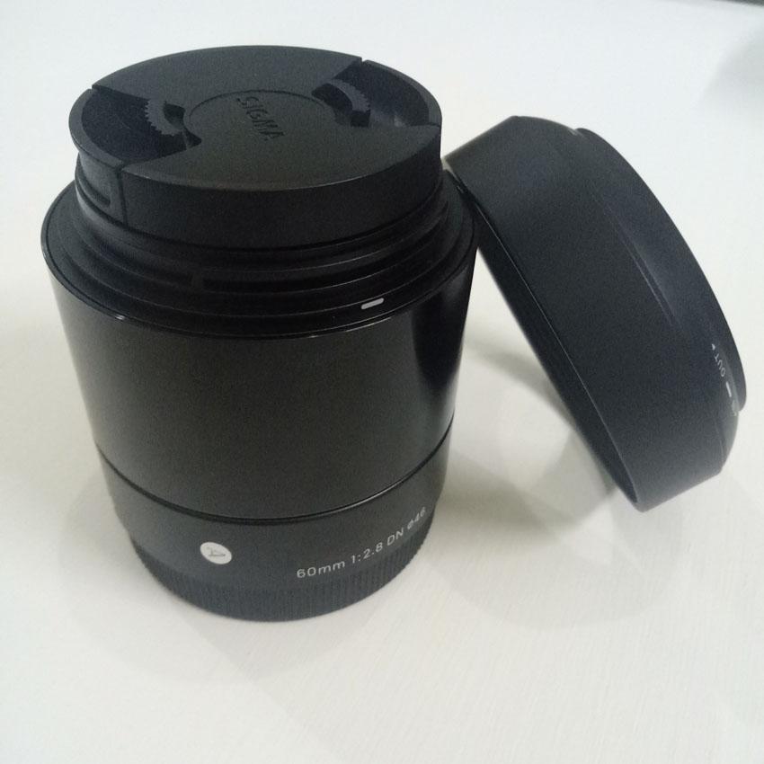 Sigma Art 60mm F2.8 DN - Sony E-Mount Mirrorless Camera