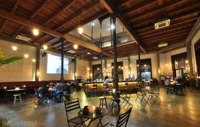 Spiegel Bar & Bistro - Semarang
