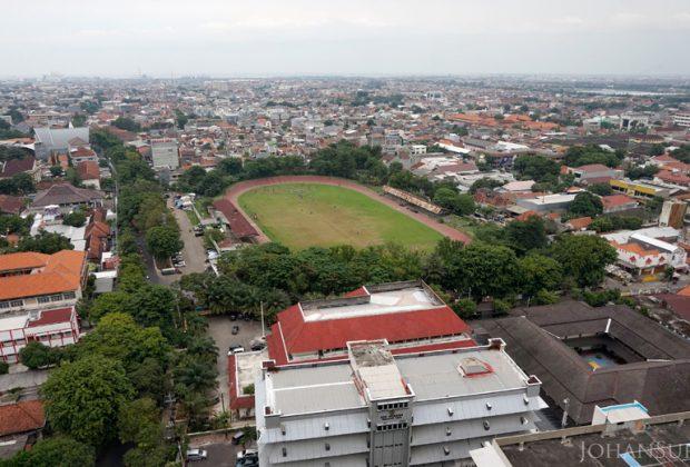 Stadion Diponegoro - Velodrome Semarang