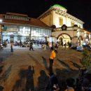 Parkiran Stasiun Tawang Semarang
