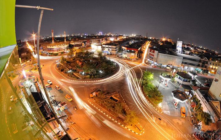 Taman Bubakan - Jurnatan Semarang