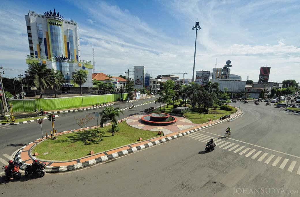 Taman Jalan Pemuda Semarang