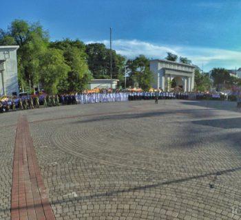 Upacara Peringatan HUT ke 469 Kota Semarang