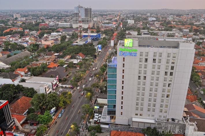 Perkembangan kota Semarang Tengah
